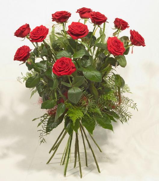 Ramo de rosas Red Naomi