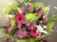 Malibu ramo de flores Fiuncho Floristería Santiago de Compostela
