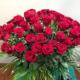 ramo de 50 rosas rojas calidad Pasion Fiuncho flores