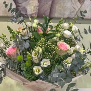 ramo de flores tiffany - FIuncho santiago de compostela